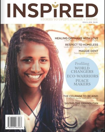 Inspired Magazine 2016 Cover